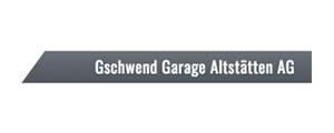 Gschwend Garage Altstätten AG